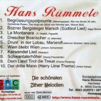 2010 – Die schönsten Zither Melodien – 2
