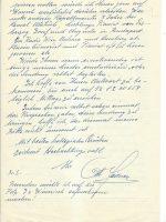 Brief Geitner an Arleth 23.04.1959 – 2