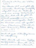 Brief Hub an Arleth 09.10.1995 – 2