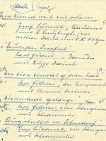 Brief Mikulik an Arleth 15.02.1960 – 2
