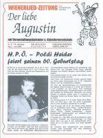 Der liebe Augustin – 04-06 2005