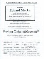 Eduard Macku Bio – 1- 1
