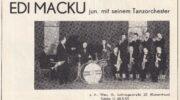 Eduard Macku – Podium Dez. 1950