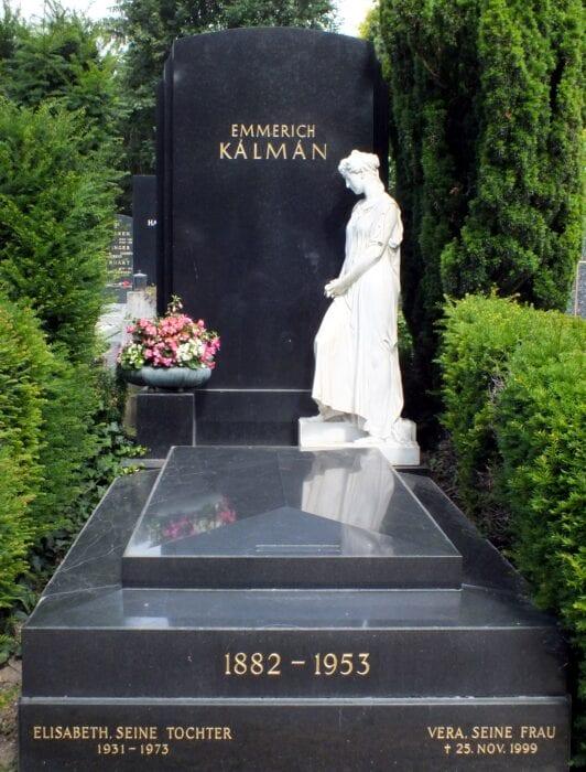Emmerich Kalman Grabstätte