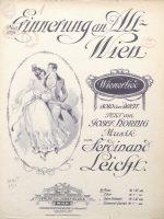 Erinnerung an Alt-Wien