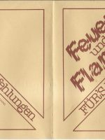 Faltbrief Lechner an Arleth ohne Datum – 1