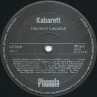 Kabarett – 3