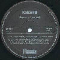 Kabarett – 4