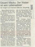 Kurier 30.06.1996