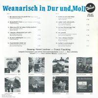 Weanarisch in Dur und Moll – 2