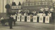 Wiener Konzert- und Tanzorchester Eduard Macku um ca. 1940