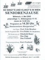 in Wien 5., 04.05.2005