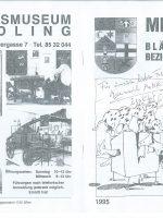 Blätter des Bezirksmuseum 1995 – 1