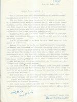 Brief Rathauscher an Arleth 09.05.1965