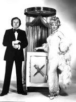 New Houdinis mit Gattin Dagmar