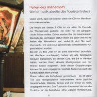 Perlen des Wienerlieds Booklet – 2
