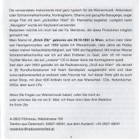 Perlen des Wienerlieds Booklet – 3
