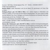 Perlen des Wienerlieds Booklet – 9