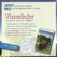 Wienerlieder – CD 2 Booklet – 2