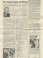 Wochenschau 09.08.1970