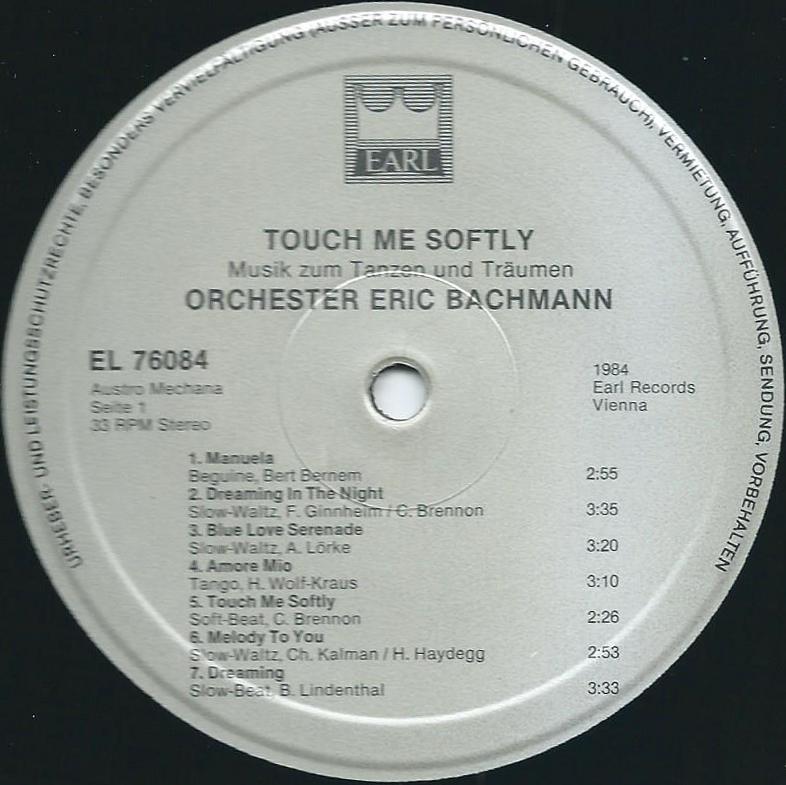 Earl Records El 76084 Musik Austria