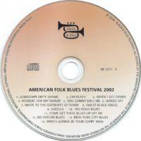 American Folk Blues Festival 2002 – 7