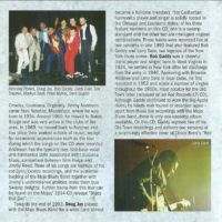 Blues Parade 2000 Booklet – 4