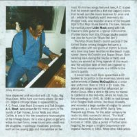 Blues Parade 2000 Booklet – 6