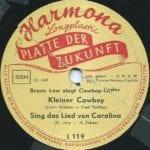 Bruce Low singt Cowboy-Lieder – 1