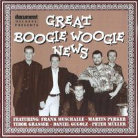 Great Boogie Woogie News – Booklet – 1