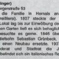Lokal Grünbeck Zeilinger