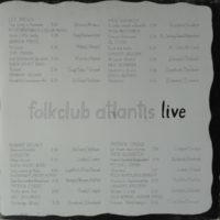 Folkclub Atlantis – 3