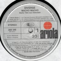 Macho Macho – 3