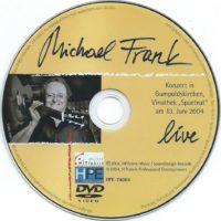 Michael Frank Live DVD