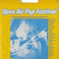 Open Air Pop Festival – 1