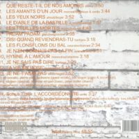 Chansons Noce – 6