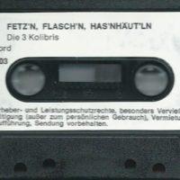 Fetzn, Flaschn, Hasnhäutln – 4