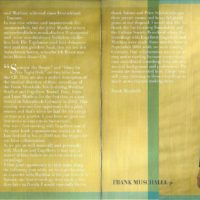Mellow Blues – Booklet – 2-3