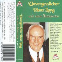 Unvergesslicher Hans Lang – Folge 2 – 1