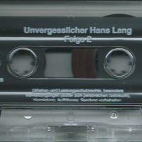 Unvergesslicher Hans Lang – Folge 2 – 4