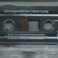 Unvergesslicher Hans Lang – Folge 3 – 3