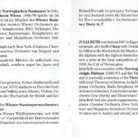 Horn und Harfe – Booklet – 6-7