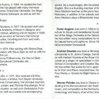 Schloßkonzert – Booklet – 10-11