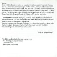 Schloßkonzert – Booklet – 12