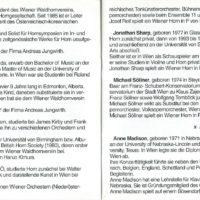 Schloßkonzert – Booklet – 4-5