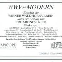 WWV fast modern – 2