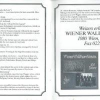 WWV fast romantisch – Booklet – 10-11
