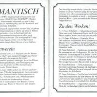 WWV fast romantisch – Booklet – 4-5
