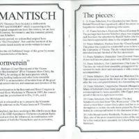 WWV fast romantisch – Booklet – 8-9
