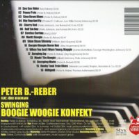 Swinging Boogie Woogie Konfekt – 6